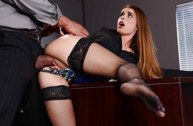 Эротика секс секретарша смотреть