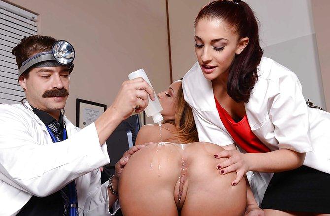 Порно фото медсестра и пациентка